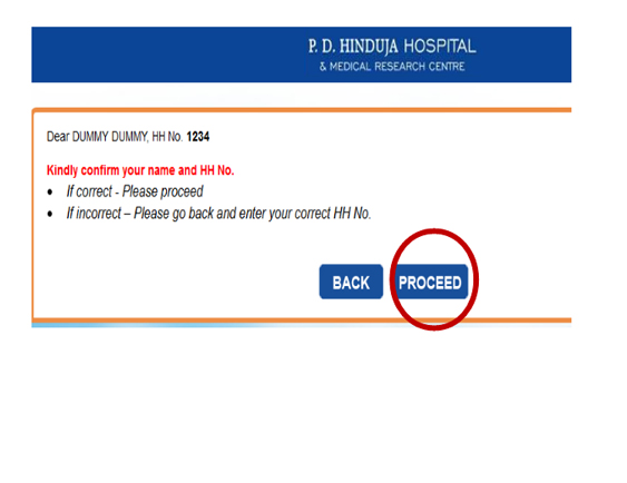 For Patients | P  D  Hinduja Hospital