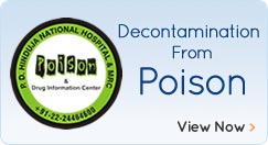 Decontamination from Poison