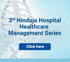 3rd Hinduja Hospital Healthcare Management Series